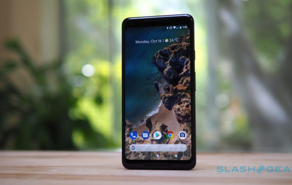 Pixel 2 XL phones shipping to some buyers without an OS