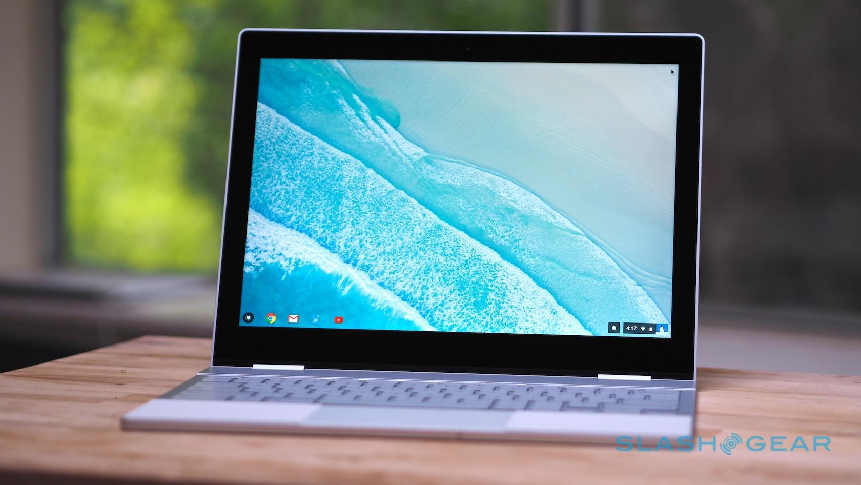 Google Pixelbook Review: Chrome OS plays hardball - SlashGear