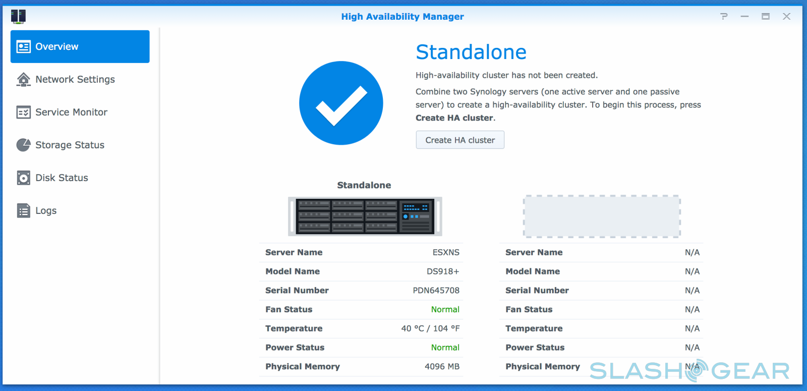 Synology DS918+ NAS Review - SlashGear
