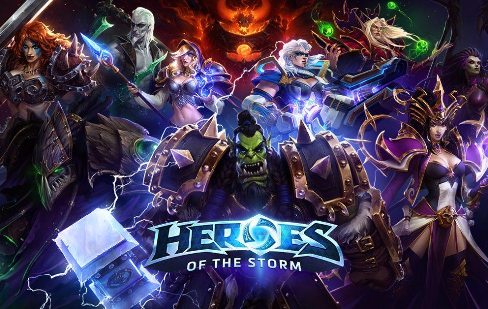 Heroes of the Storm is Blizzard's best game. Why aren't more people playing?