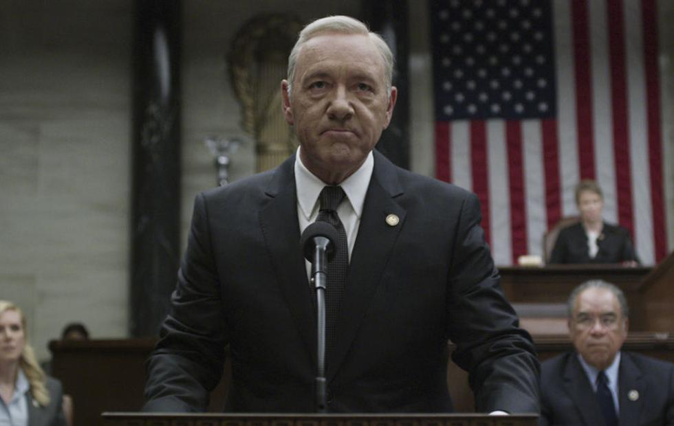 House of Cards production stopped indefinitely: season six left hanging