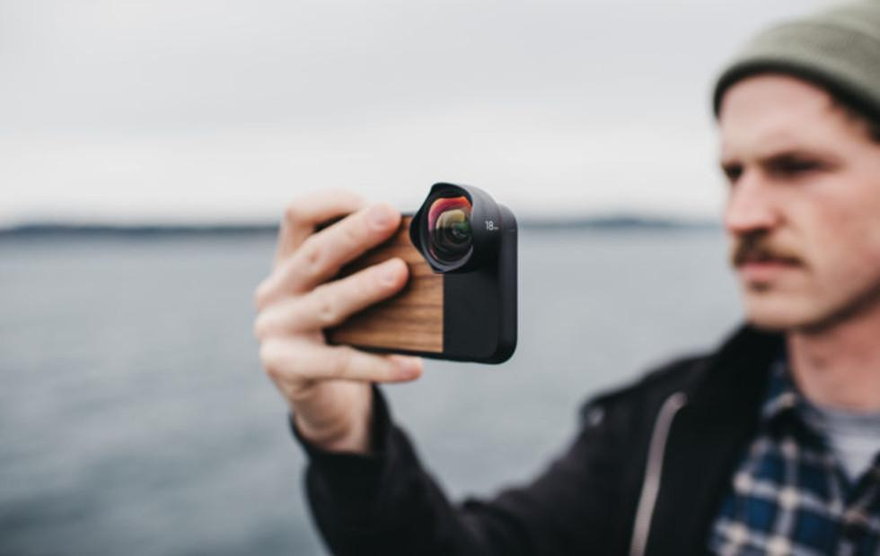 Moment for iPhone X photo case, lenses make the camera shine