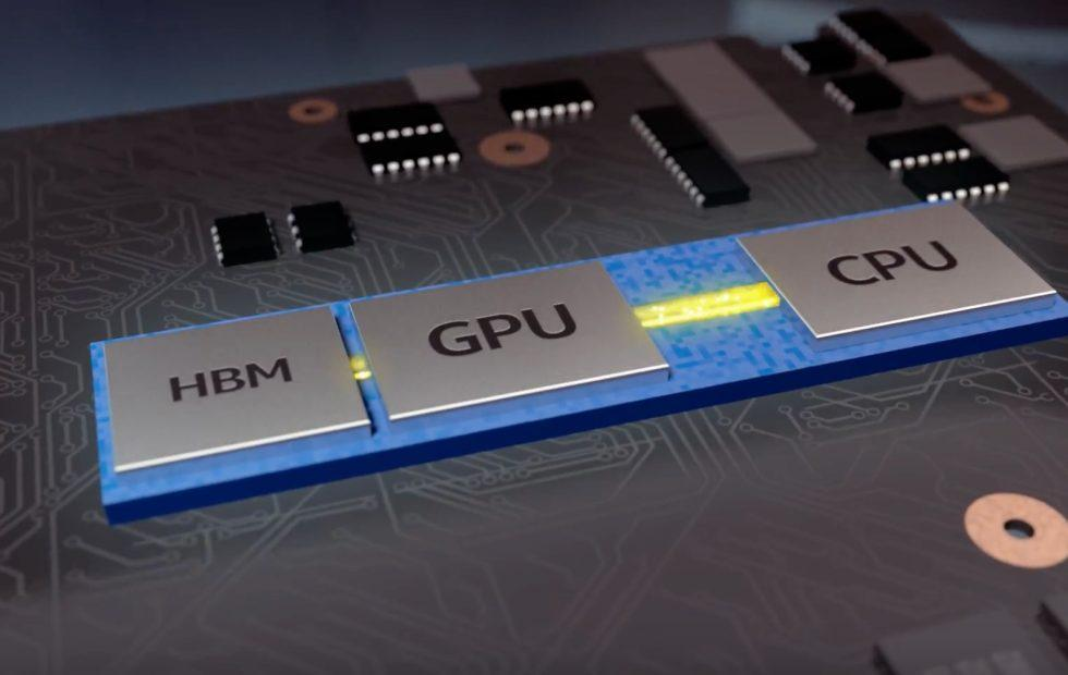 Intel and AMD team on potent gaming chipset
