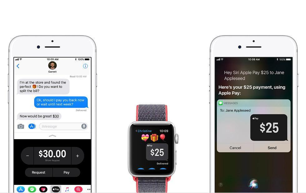 Apple Pay Cash beta lets you send money through iMessage