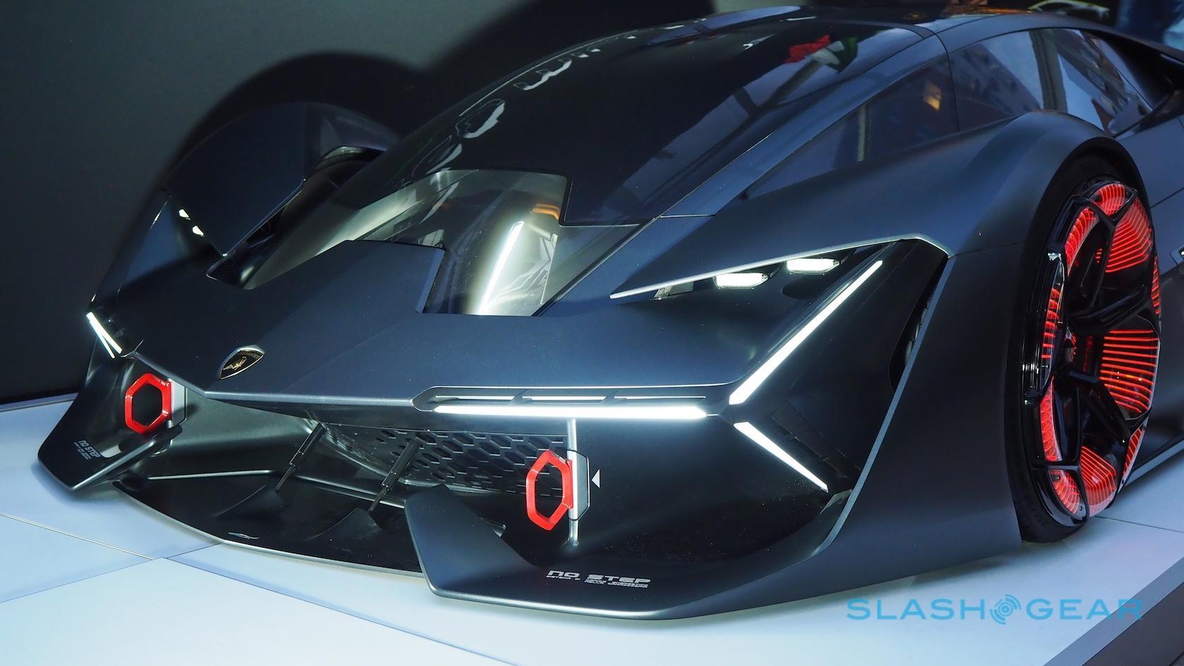 Lamborghini Terzo Millennio Gallery Slashgear
