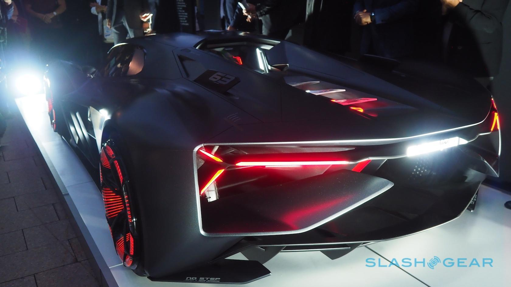 Lamborghini Terzo Millennio The Raging Bull Goes Electric Slashgear