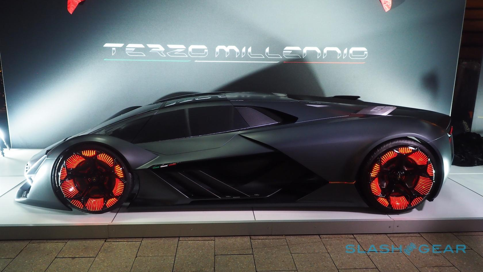 5 Crazy Facts About Lamborghini S Outrageous Electric Supercar