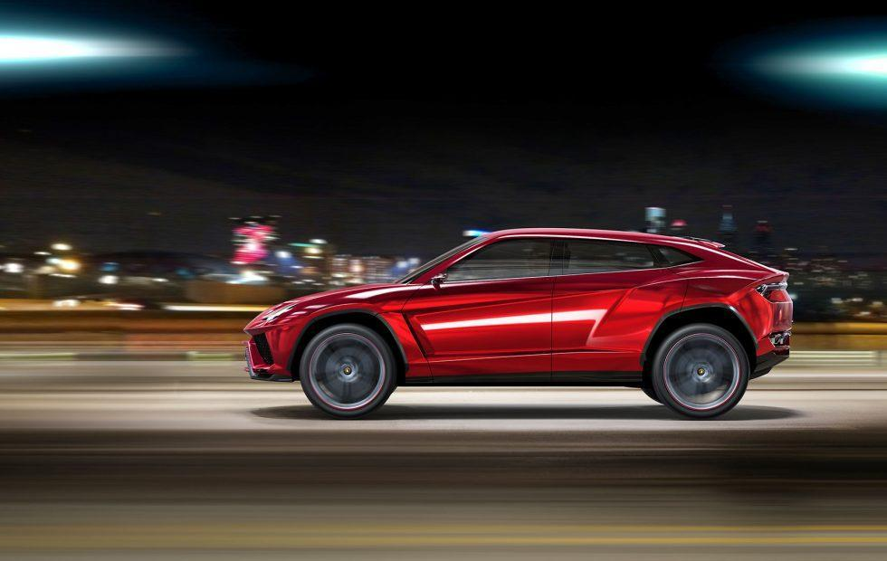 Lamborghini Urus SUV: Here's what we know so far