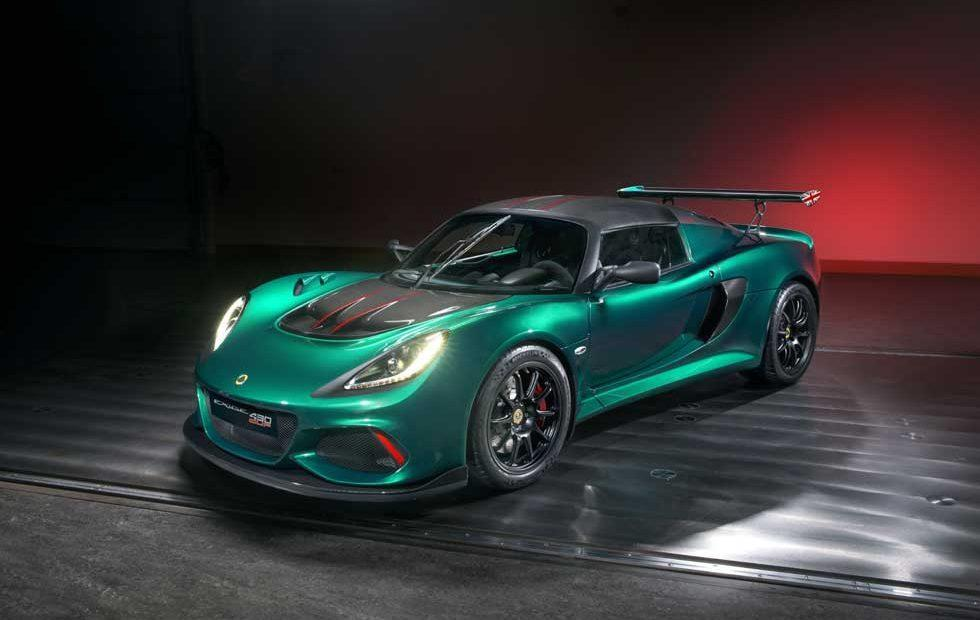 Lotus Exige Cup 430: Unlimited Edition Packs 430hp in 2,328lb package