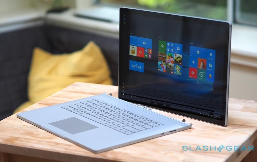 Surface Book 2 drains battery while gaming even when plugged in