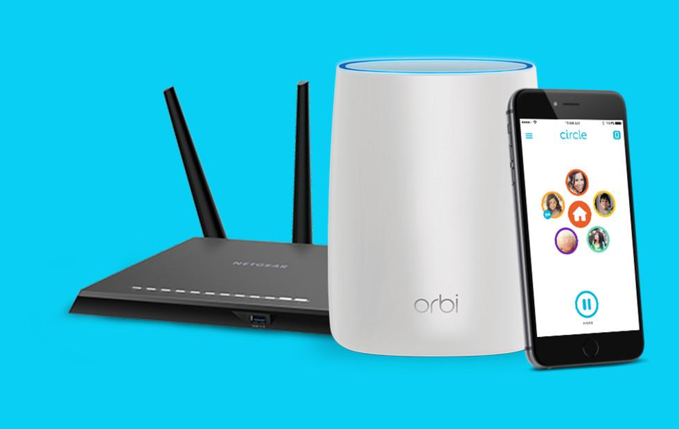 NETGEAR Wi-Fi products get Circle with Disney parental control