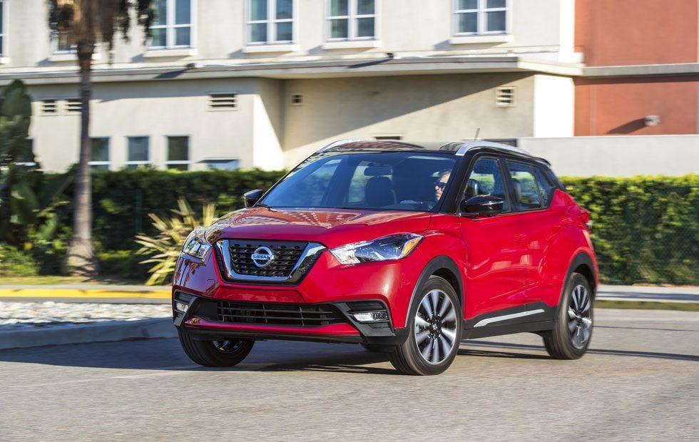 2018 Nissan Kicks debuts in LA