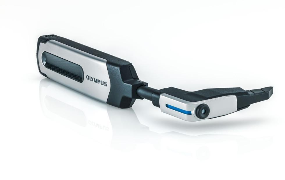 Olympus EyeTrek Insight EI-10 smart glasses are made for business