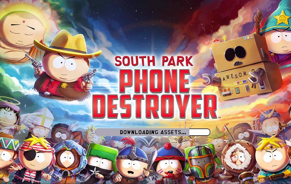 South Park: Phone Destroyer card-based mobile game is available now
