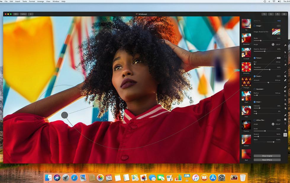 Pixelmator Pro is a Mac Photoshop alternative with AI features