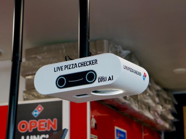 Domino's Pizza Checker finally finds a good use for AI - SlashGear