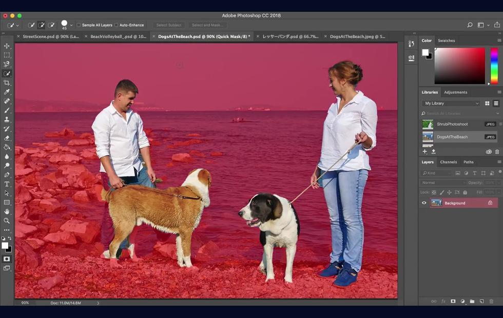 Photoshop will use AI to instantly pick out subjects from backgrounds