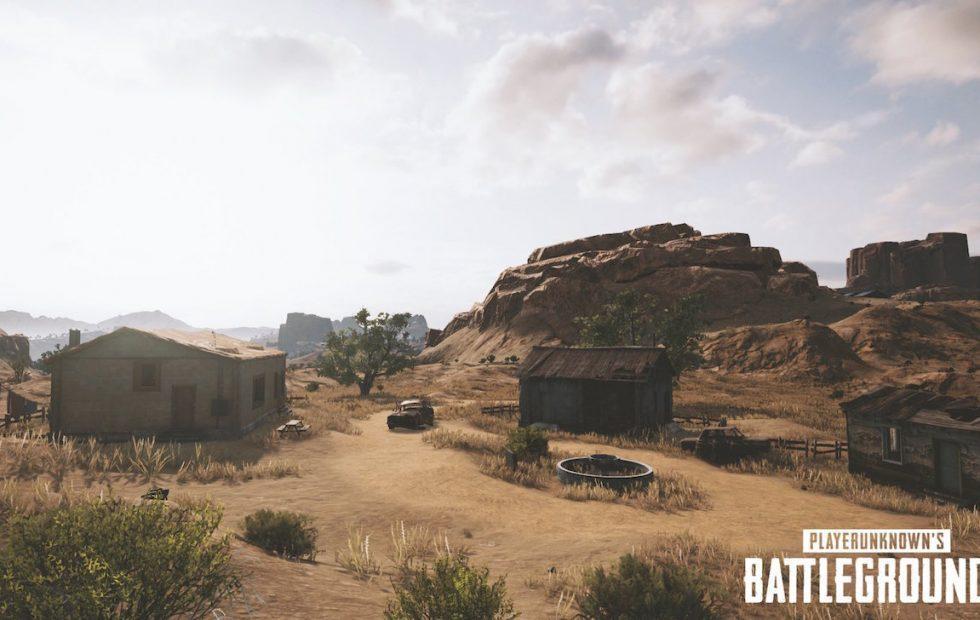 PUBG teases new desert map with screenshots