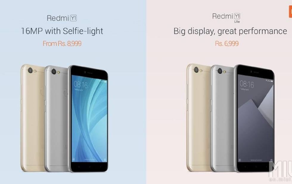 Xiaomi Redmi Y1 puts the focus on your face - SlashGear