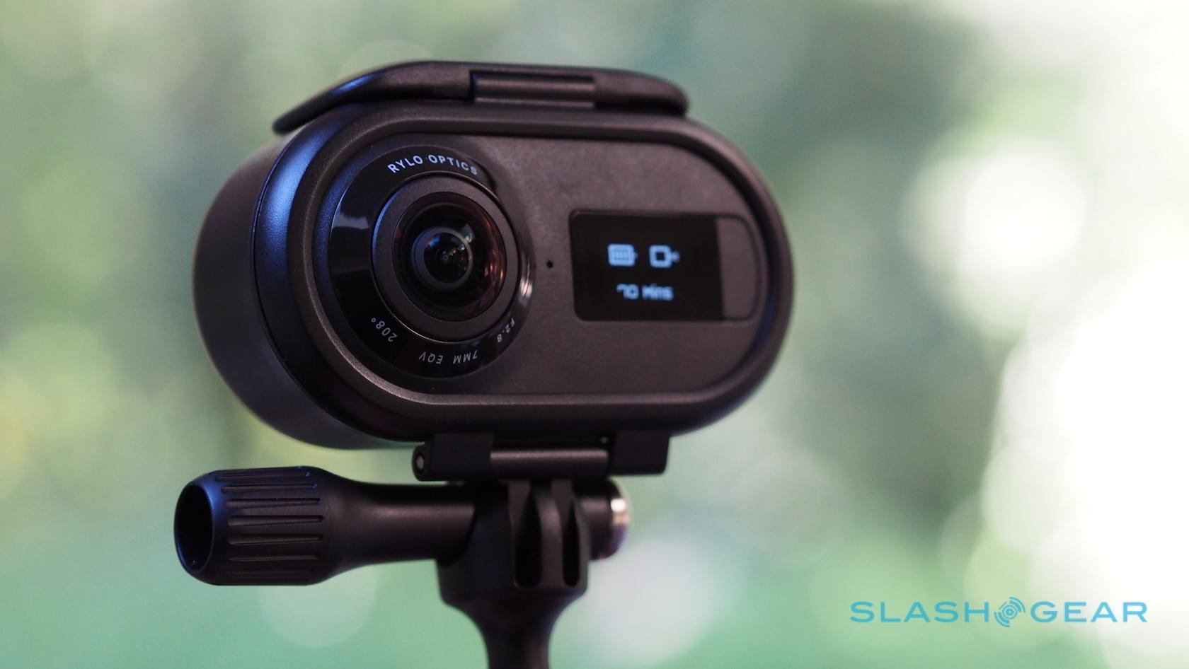 Rylo Review: This 360-degree camera has a film crew inside