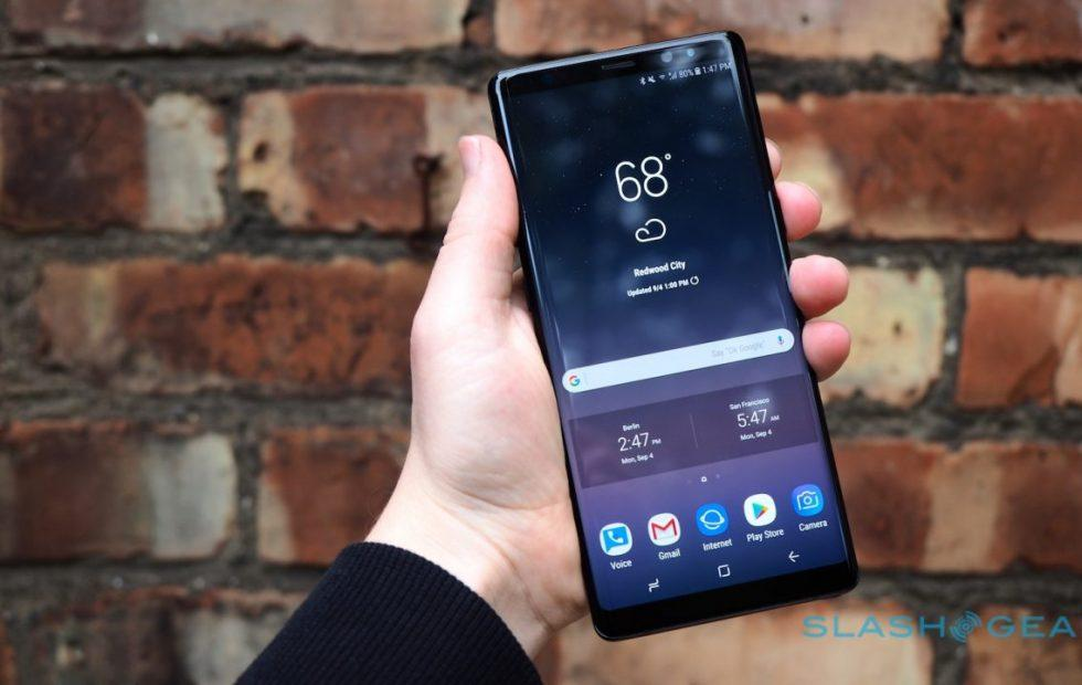 Galaxy Note 8 Enterprise Edition to get 3 years monthly updates