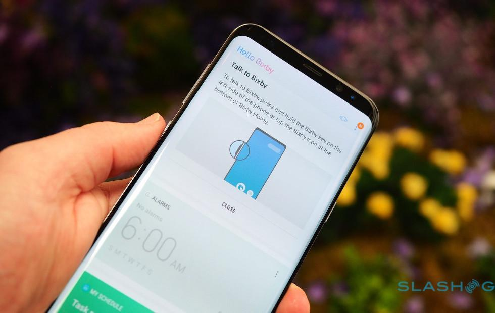Love Bixby or hate it, the Galaxy S9 will make AI inescapable