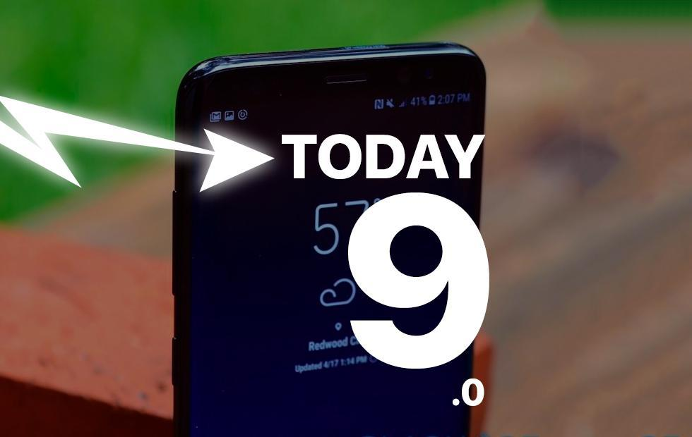Galaxy S9 software sent to Samsung phones in beta form