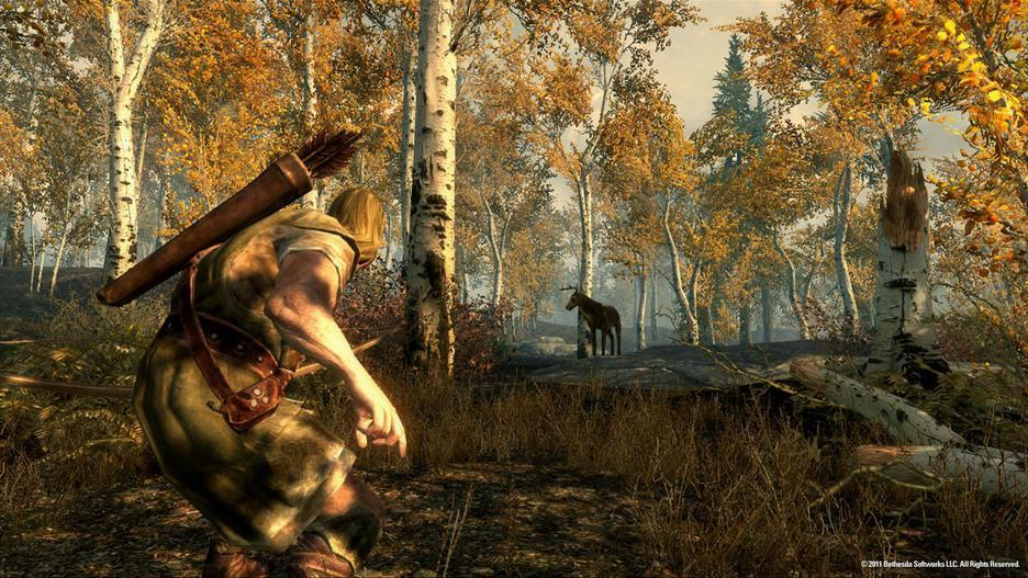 Skyrim for Switch and PlayStation VR released today