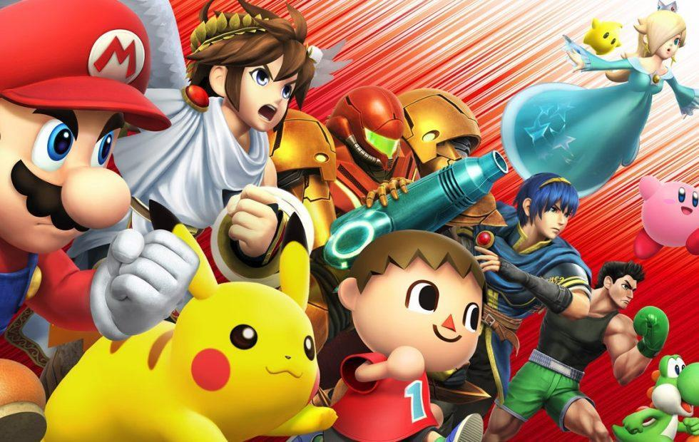 Super Smash Bros for Switch hype has just been reignited
