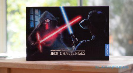 Star Wars: Jedi Challenges Gallery