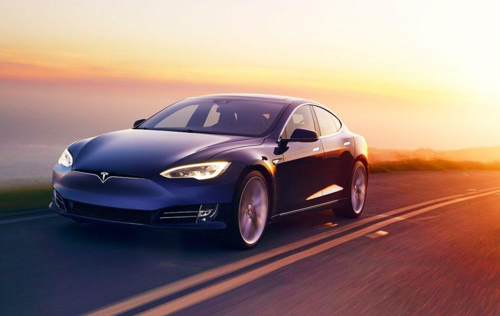 Tesla S Electric Cars Just Got More Chill