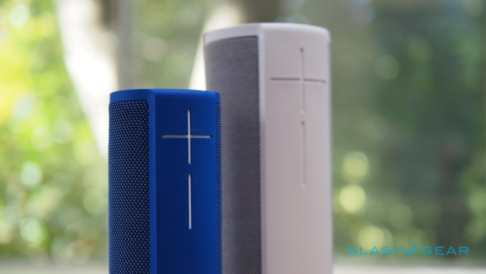 Ultimate Ears Megablast and Blast Review: Alexa cuts the cord