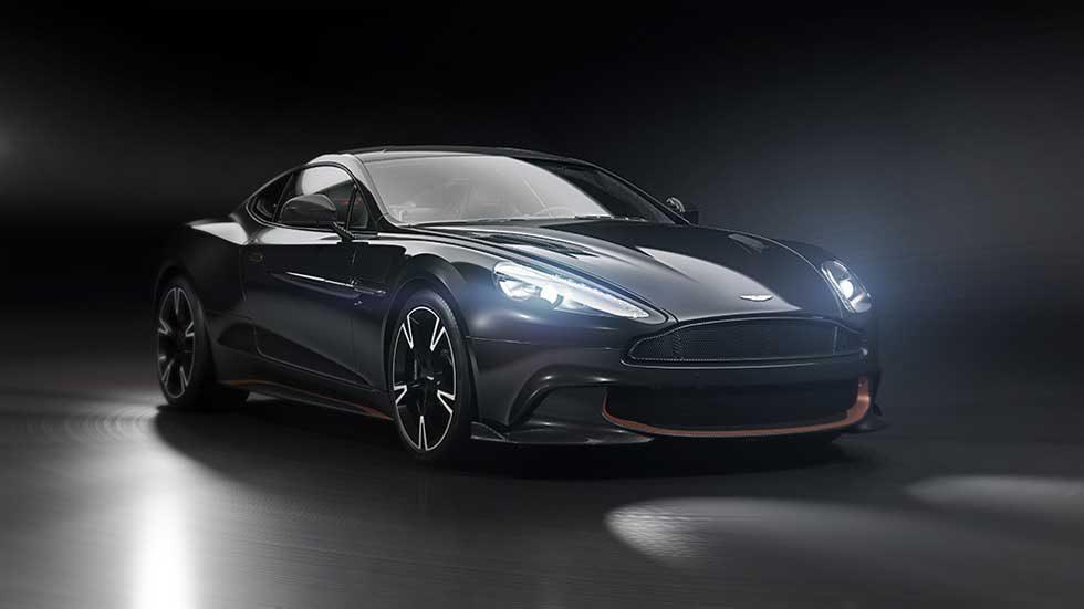 Aston Martin Vanquish S Ultimate is the model's swan song