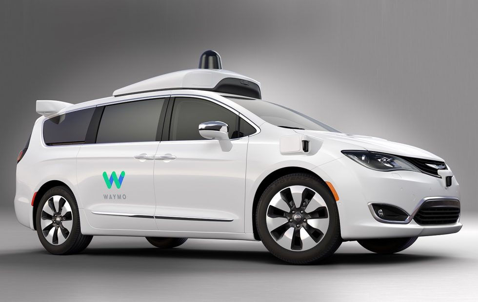Waymo teams with AutoNation for self-driving car repair and maintenance