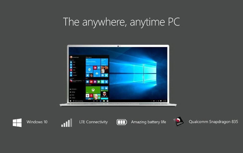 Windows 10  on Snapdagon 835 Geekbench scores are uninspiring