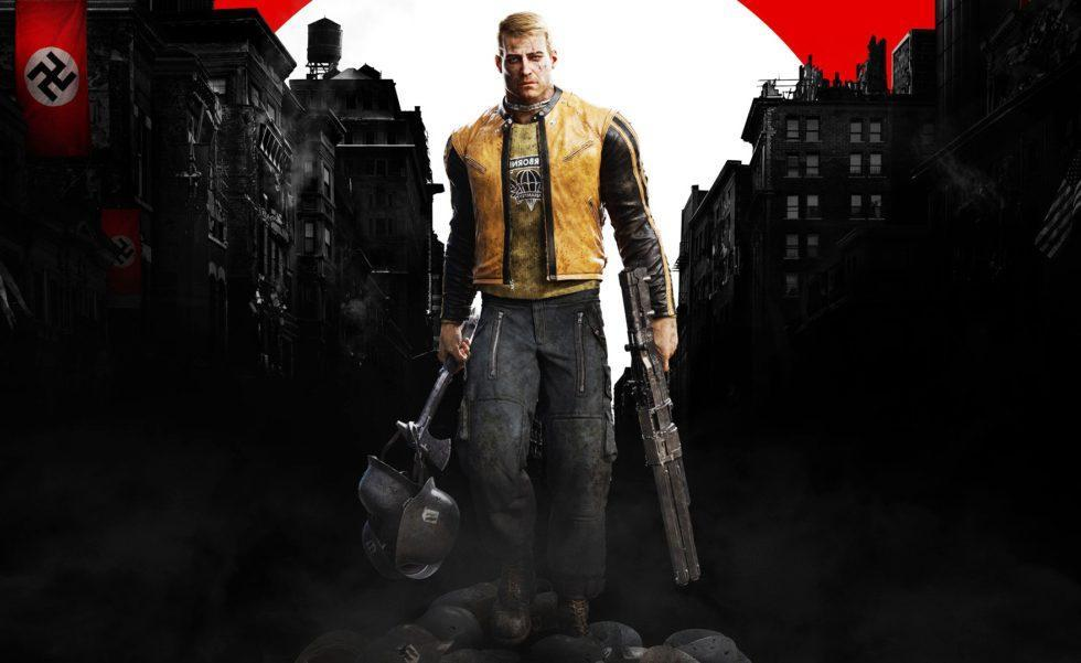 Wolfenstein II: The New Colossus gets a surprising promotion