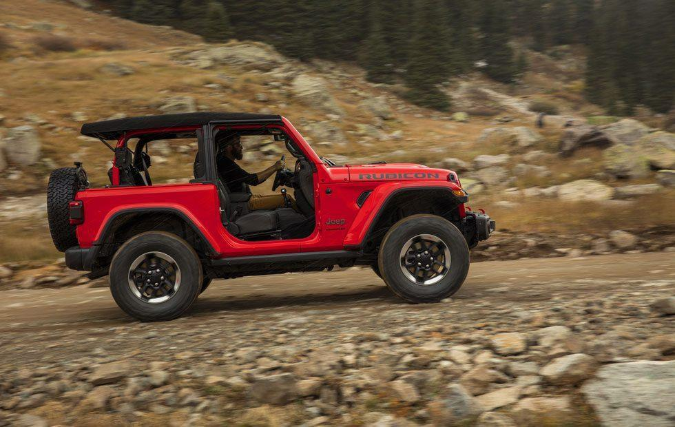 All-New 2018 Jeep Wrangler is official and aims to be most capable SUV ever