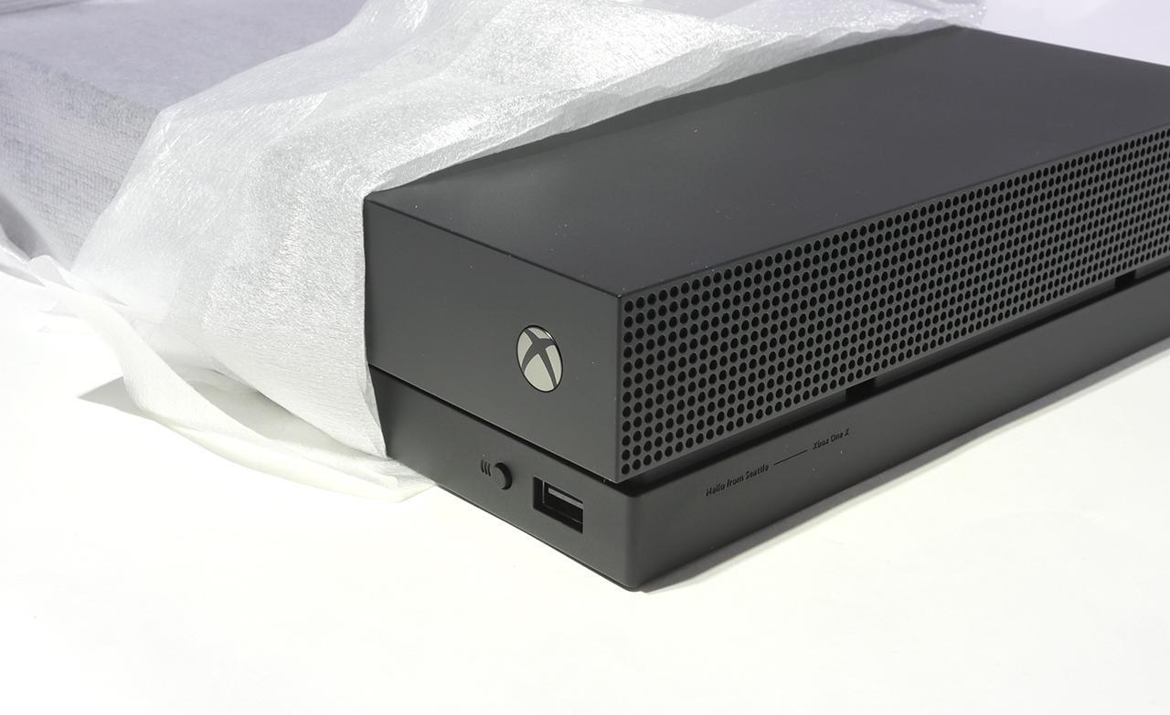 Xbox One X setup guide : 10 simple steps - SlashGear