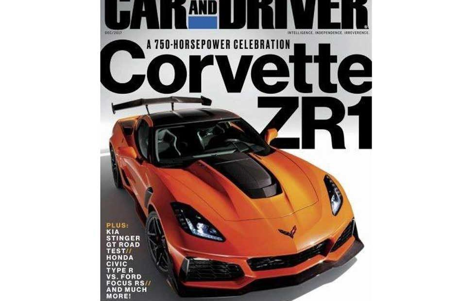 2019 Corvette ZR1 leak reveals 750 horsepower