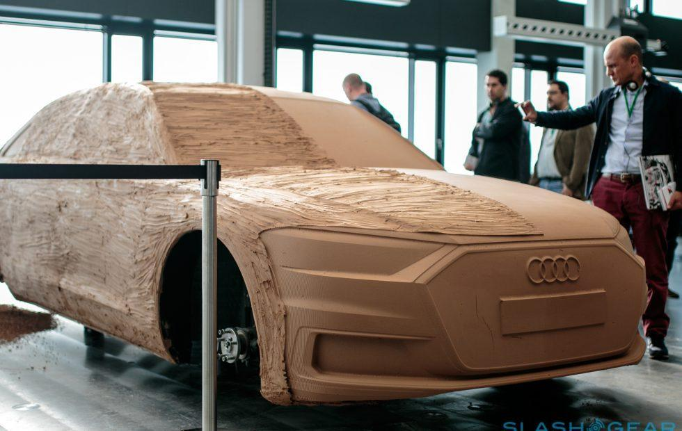 Inside the Audi Design Studio