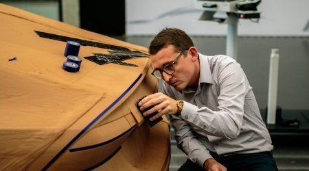 Audi A7 Design Workshop