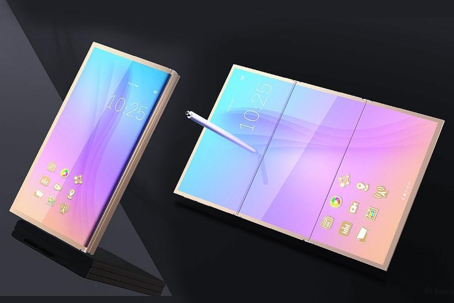 Samsung Galaxy X folding phone tipped for 2018 launch