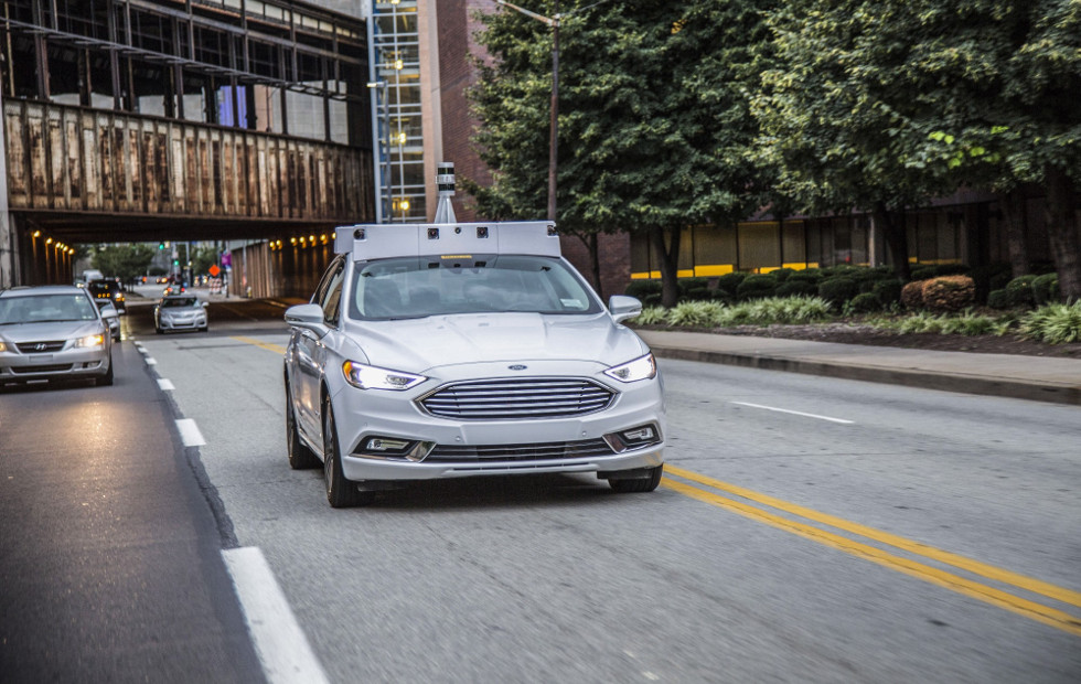 Ford reveals its strategy to put self-driving cars on roads