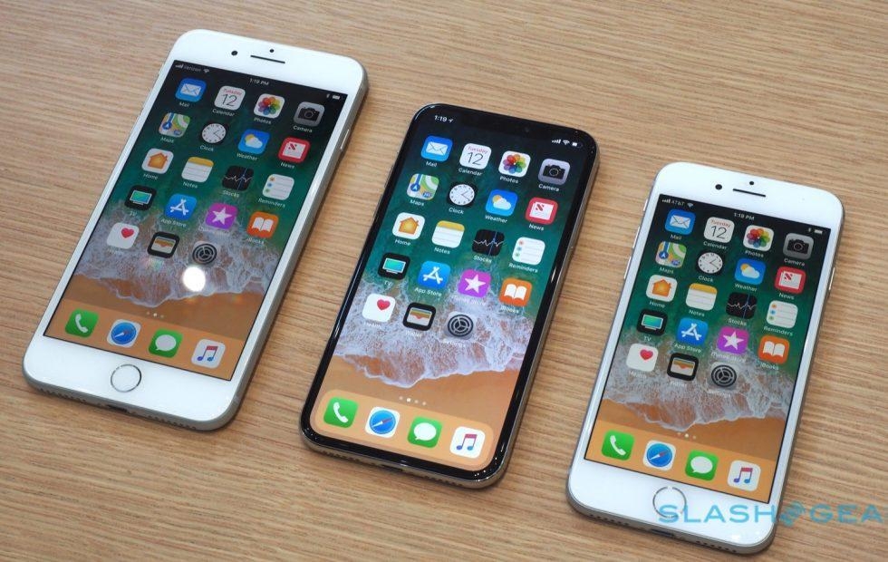 "iPhone X ""wait and see"" doubts damaged sales say analysts"