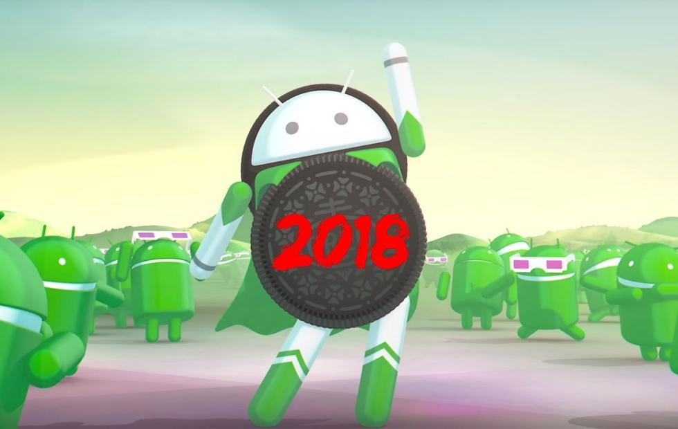 Android in 2018: Trends and predictions