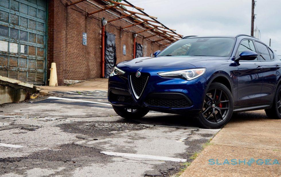 "2018 Alfa Romeo Stelvio Review: The ""Sport"" in SUV"
