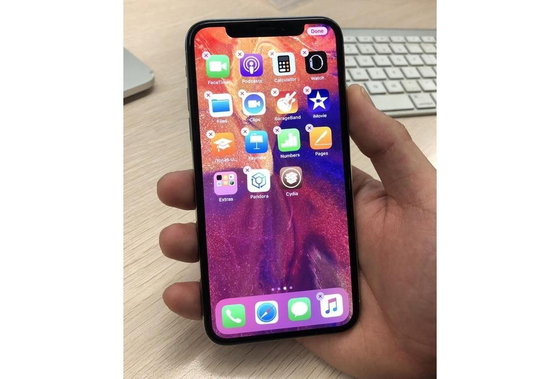 iOS 11 2 1 jailbreak on iPhone X revealed by Alibaba researchers