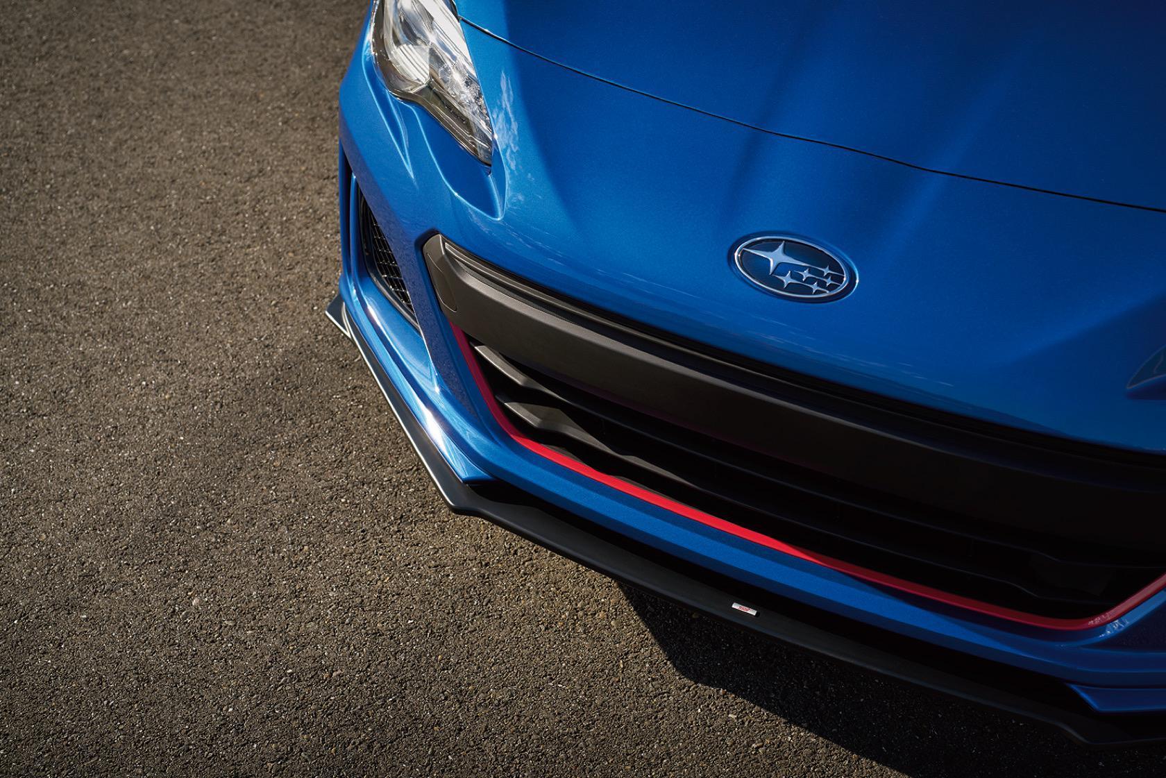 Subaru WRX STI Type RA and BRZ tS are 2018's hot blue