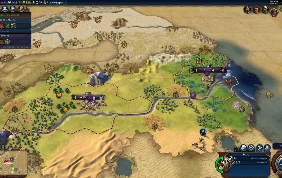 Civilization VI for iPad is here, but you won't buy it - SlashGear