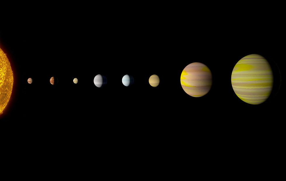 Google AI finds exoplanet, bringing alien solar system to 8